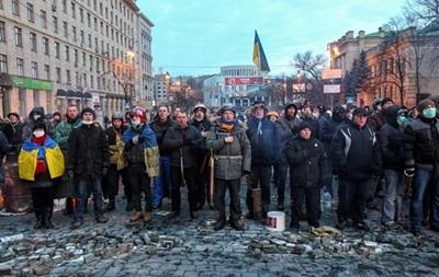 Тимошенко заявляет, что хотела бы участвовать в событиях на Грушевского
