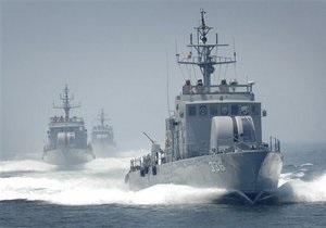 США и Южная Корея проведут масштабные учения в Желтом море