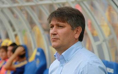 Тренер молодежной сборной Украины: Мы хотим выиграть Кубок Содружества