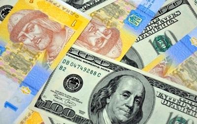 Объем продаж валюты на межбанке Украины уменьшился