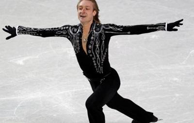 В мужском одиночном катании в Сочи Россию представит Плющенко
