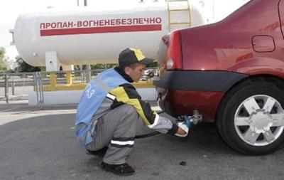 Рынок сжиженного газа Украины в 2013 году установил рекорд потребления