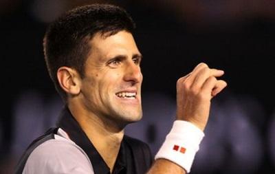 Джокович сложил полномочия действующего чемпиона Australian Open