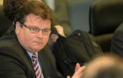 ЕС должен ввести санкции в отношении Украины - глава МИД Литвы