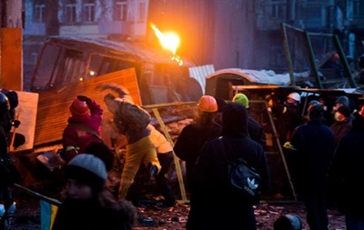 Генсек НАТО обеспокоен сообщениями о погибших в Киеве