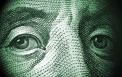 На Forex доллар растет к иене и снижается к рублю