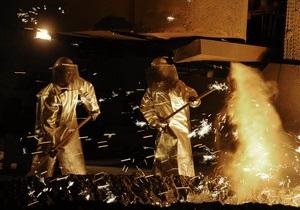 В сентябре Украина сместилась на десятое место в мире по объему выплавки стали