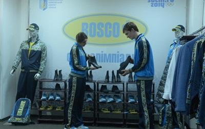 В НОК презентовали олимпийскую форму сборной Украины