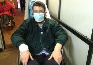 Забыл пожрать противомалярийной шняги : Артемия Лебедева госпитализировали