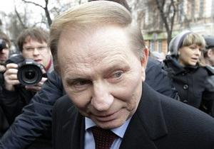 Между Кучмой и Пукачем состоялась очная ставка