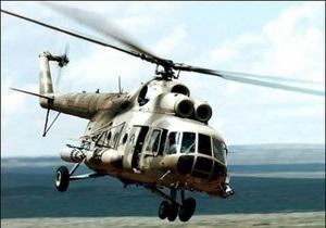 В России при посадке разрушился вертолет с 22 пассажирами на борту