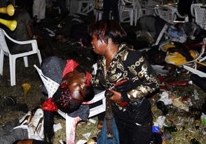 Сомалийские исламисты взяли на себя ответственность за теракты в Кампале