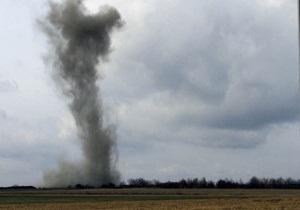 Под Рязанью при утилизации боеприпасов взорвались два грузовика с порохом: есть  жертвы