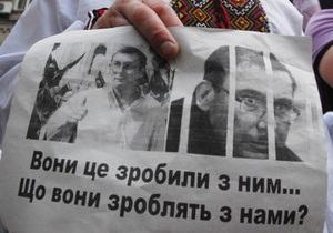 Адвокат: Луценко останется в СИЗО как минимум до 9 июня