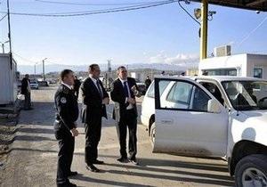 На границе Сербии и Косово призошел инцидент с участием сербского чиновника