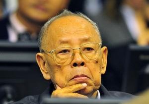 Умер Иенг Сари, один из лидеров  красных кхмеров