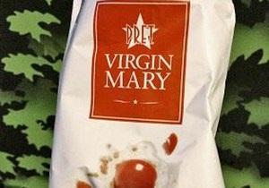 Новости Великобритании - Чипсы Дева Мария - В Великобритании запретили чипсы Дева Мария с острым томатным вкусом - скандал