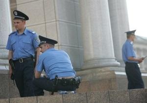 Майские праздники - Спокойствие украинцев будут охранять около 100 тысяч милиционеров