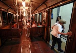 В Аргентине старые вагоны метро превратят в библиотеки
