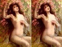Фотогалерея: Анджелина Джоли среди цветов