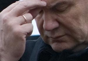 Завтра Янукович посетит Рождественское богослужение