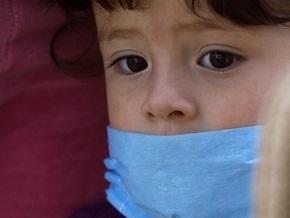 В США от свиного гриппа умер ребенок