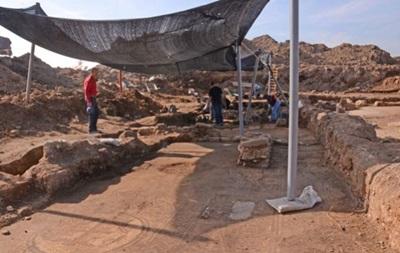 В Израиле археологи обнаружили украшенный мозаикой 1500-летний храм