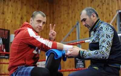 Бурсак показал свою готовность к чемпионскому бою