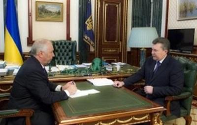 По предложению Януковича Рада рассмотрит ситуацию в стране на внеочередной сессии