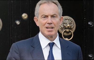 Лондонский официант попытался  арестовать  экс-премьер-министра Великобритании Тони Блэра