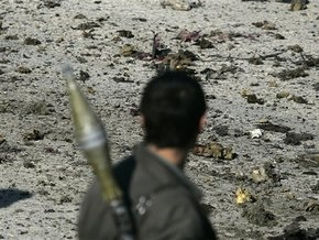 Талибы обстреляли ракетами базу НАТО в Афганистане