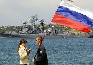 Азаров: Россия и Украина подпишут соглашение о модернизации Черноморского флота РФ в Крыму