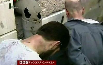 Свидетельства пыток в Сирии:  кадры, как в Освенциме  - BBC