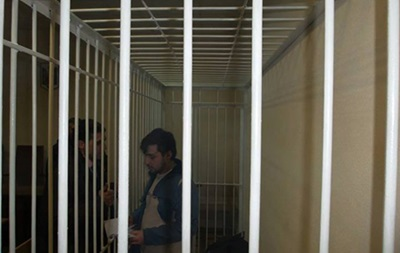 Задержанного на Грушевского журналиста арестовали на 2 месяца
