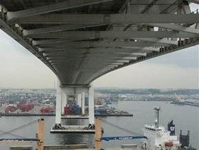 На самом длинном мосту в мире полицейские ловили тысячу цыплят