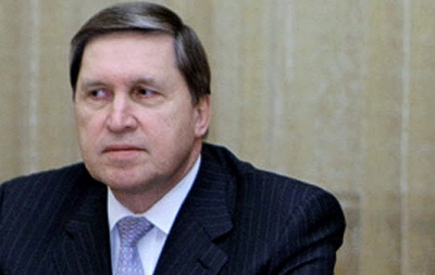 Россия принципиально не будет вмешиваться в происходящее в Украине - помощник Путина