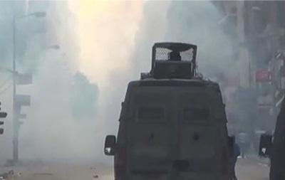 Число жертв столкновений полиции с демонстрантами в Каире достигло 50