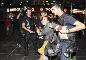 Более 1700 человек задержаны в ходе протестов в Турции