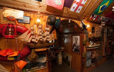 Уникальная коллекция контрабанды. Одессит создал дома первый в стране частный музей таможни