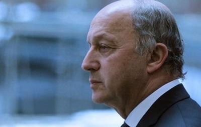 Глава МИД Франции ждет от Украины конкретных шагов по выходу из политического кризиса