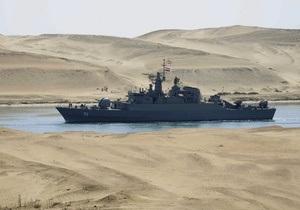 Иран намерен отправить военный корабль и подводную лодку в Красное море