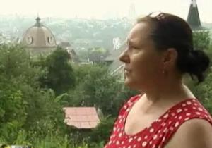 Москаленко - Активисты Свободы заявляют, что неизвестные снова пытались захватить дом учительницы Москаленко