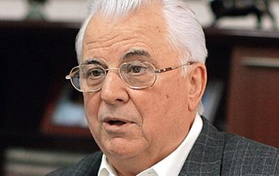 Выход из политического кризиса возможен только путем переговоров - Кравчук