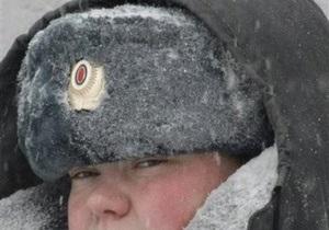 Московская милиция перехватила толпу агрессивно настроенных молодых людей у парка Сокольники