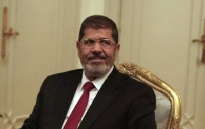 Экс-президент Египта Мухаммед Мурси устроил скандал в суде