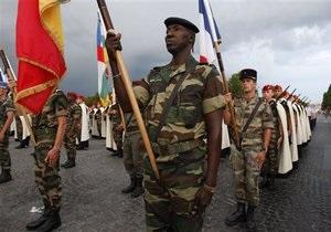 Франция отмечает День взятия Бастилии