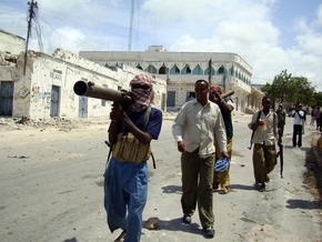 Сомалийские боевики пригрозили разрушить столицы Бурунди и Уганды