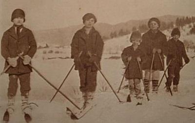 Как Славское превратилось в горнолыжный курорт - архив