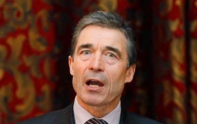 Генсек НАТО раскритиковал Россию за давление на Украину