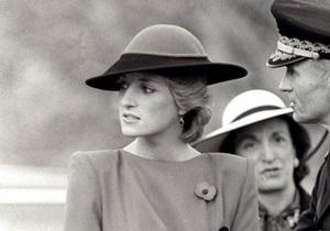 В Британии выйдет книга о выжившей в аварии принцессе Диане